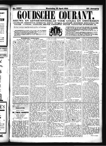 Goudsche Courant 1925-04-22