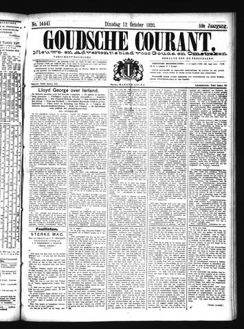 Goudsche Courant 1920-10-12