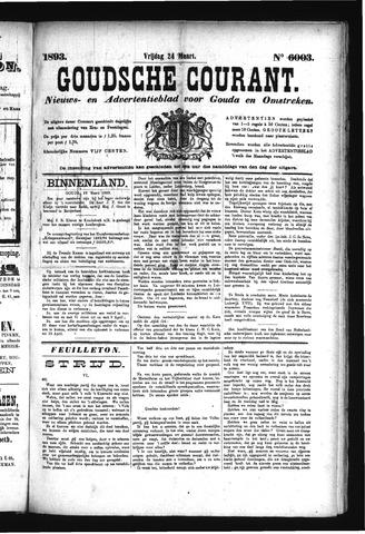 Goudsche Courant 1893-03-24