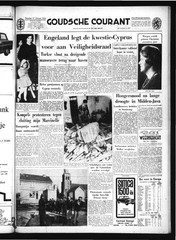 Goudsche Courant 1964-02-17
