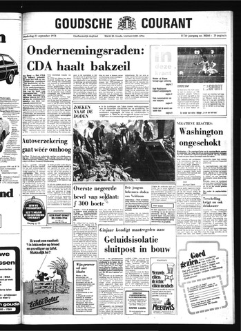 Goudsche Courant 1978-09-21