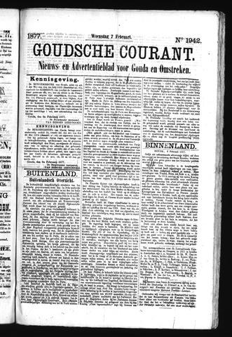 Goudsche Courant 1877-02-07