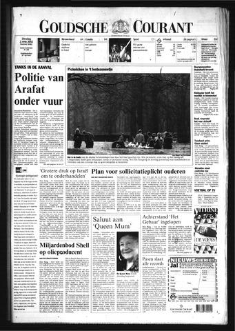 Goudsche Courant 2002-04-02