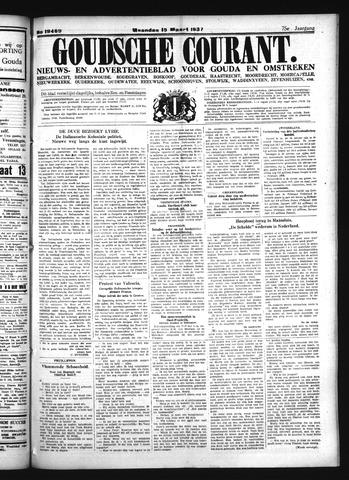Goudsche Courant 1937-03-15