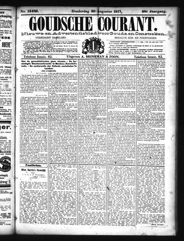 Goudsche Courant 1917-08-30