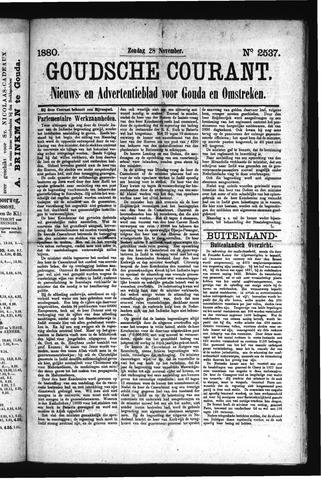Goudsche Courant 1880-11-28