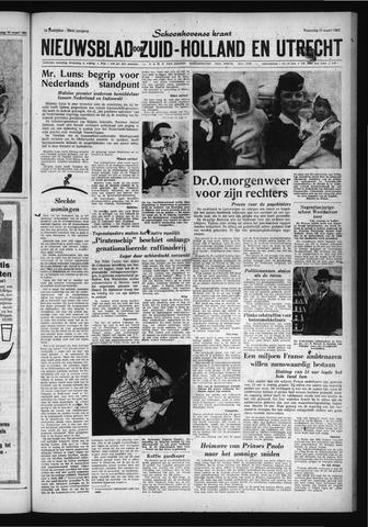 Schoonhovensche Courant 1961-03-15