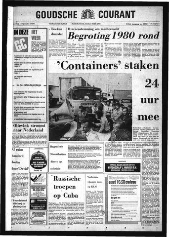 Goudsche Courant 1979-09-01