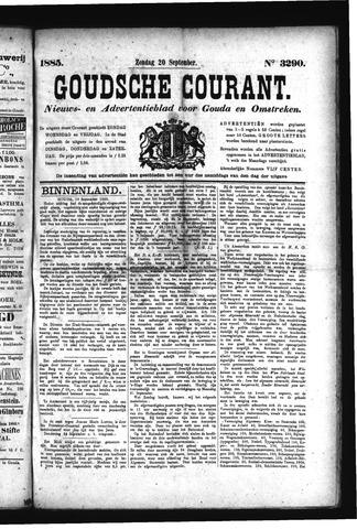 Goudsche Courant 1885-09-20