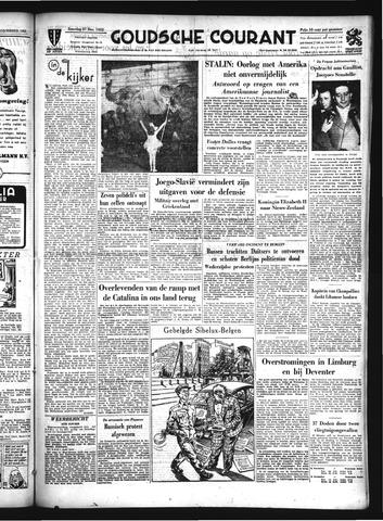 Goudsche Courant 1952-12-27