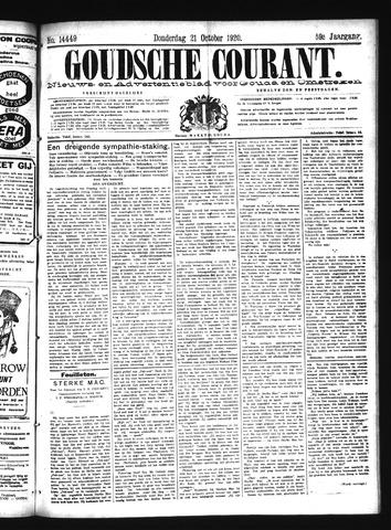 Goudsche Courant 1920-10-21