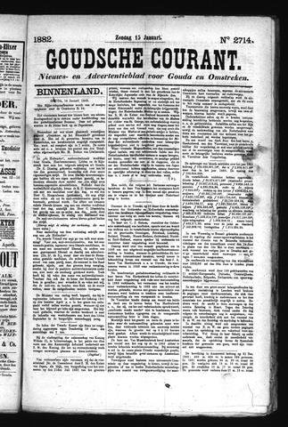 Goudsche Courant 1882-01-15