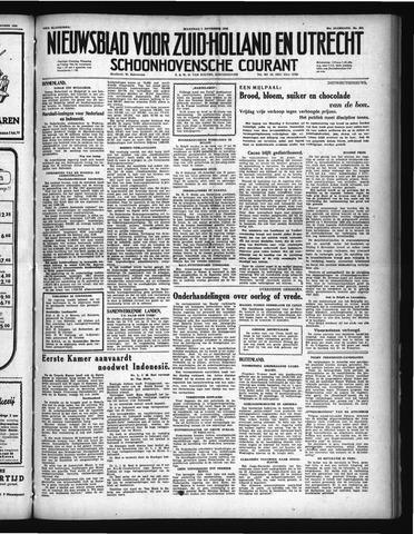 Schoonhovensche Courant 1948-11-01