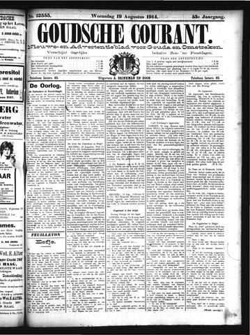 Goudsche Courant 1914-08-19