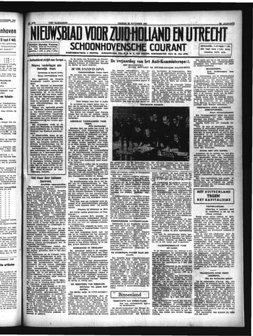 Schoonhovensche Courant 1941-11-28