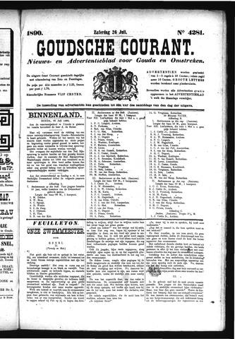 Goudsche Courant 1890-07-26