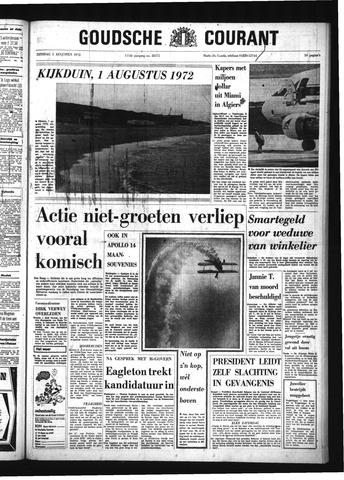Goudsche Courant 1972-08-01