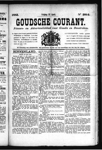 Goudsche Courant 1883-04-27