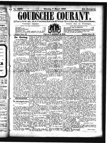 Goudsche Courant 1916-03-07