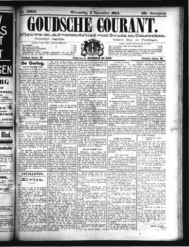Goudsche Courant 1914-11-04