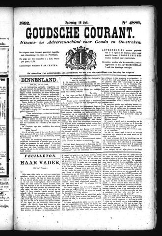 Goudsche Courant 1892-07-16