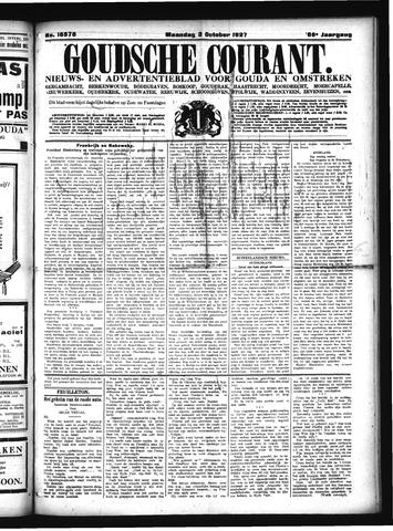 Goudsche Courant 1927-10-03