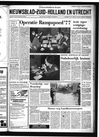 Schoonhovensche Courant 1977-04-27