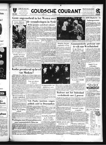 Goudsche Courant 1957-08-23