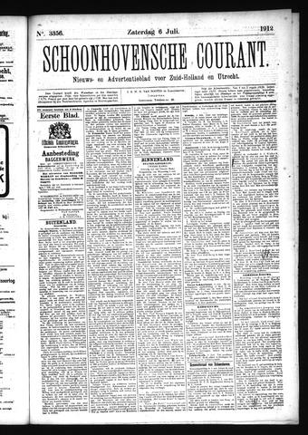 Schoonhovensche Courant 1912-07-06