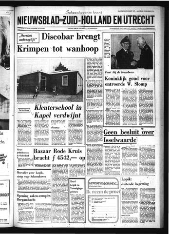 Schoonhovensche Courant 1975-11-03
