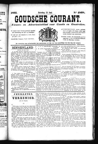 Goudsche Courant 1892-06-25