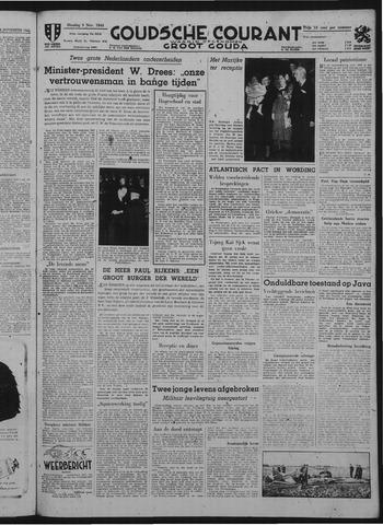 Goudsche Courant 1948-11-09