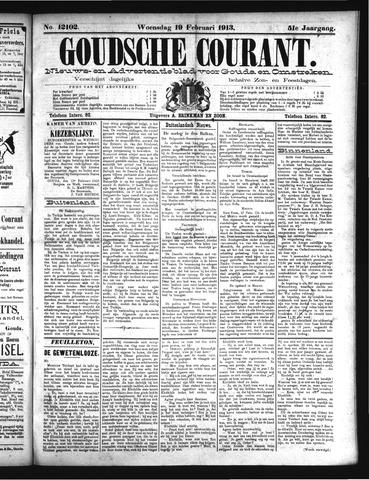 Goudsche Courant 1913-02-19