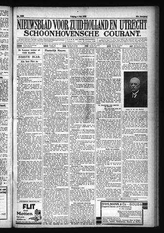 Schoonhovensche Courant 1928-05-04