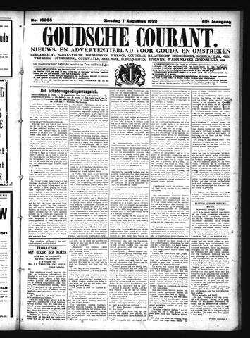 Goudsche Courant 1923-08-07