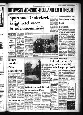 Schoonhovensche Courant 1975-10-31
