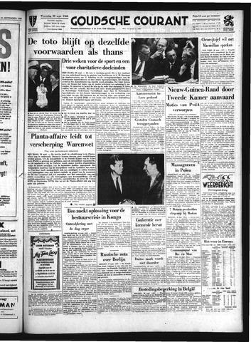 Goudsche Courant 1960-09-28