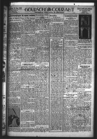 Goudsche Courant 1943-08-19