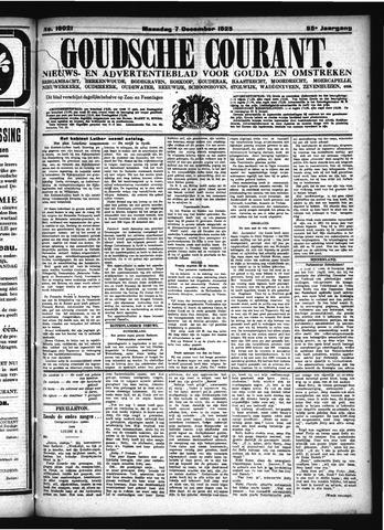 Goudsche Courant 1925-12-07