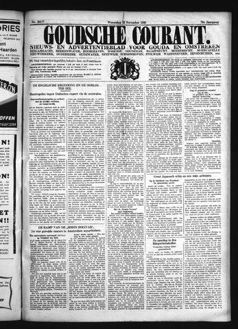 Goudsche Courant 1939-11-22