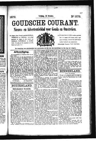 Goudsche Courant 1872-10-25
