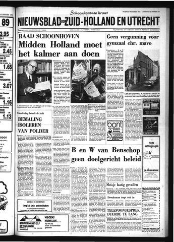 Schoonhovensche Courant 1975-11-21
