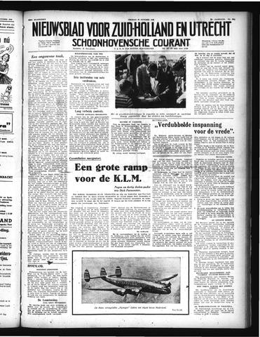 Schoonhovensche Courant 1948-10-22
