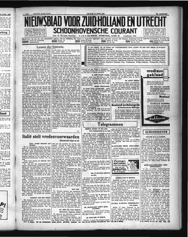 Schoonhovensche Courant 1936-04-17