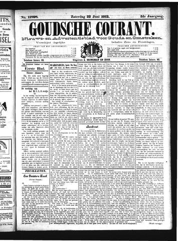 Goudsche Courant 1912-06-22