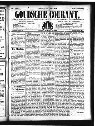 Goudsche Courant 1916-04-25