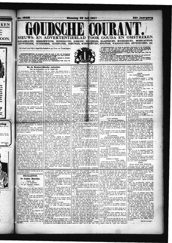 Goudsche Courant 1927-07-26