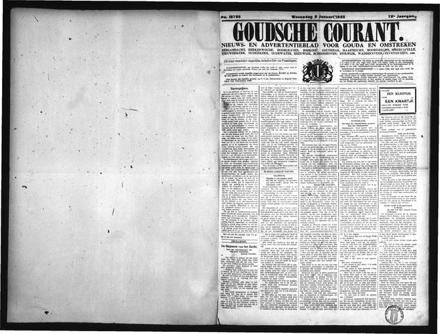 Goudsche Courant 1935