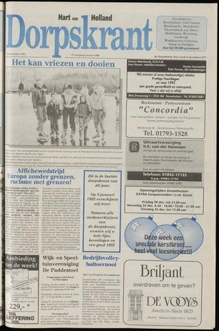 Dorpskrant 1991-12-18