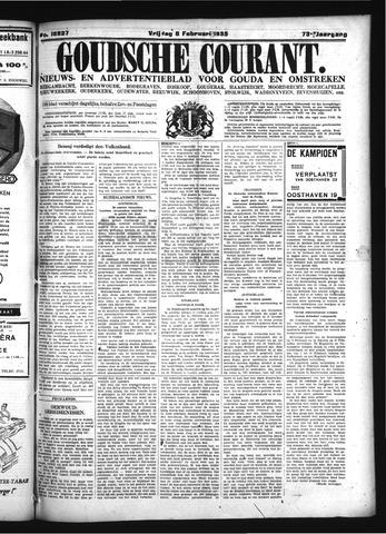 Goudsche Courant 1935-02-08